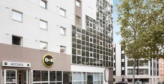 蒙普拉斯里昂民宿 - 里昂 - 建筑
