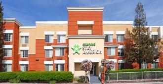 圣何塞市中心美国长住酒店 - 圣何塞 - 建筑