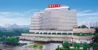 广东大厦 - 广州 - 建筑