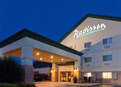 丽笙酒店和会议中心-罗克福德 - 罗克福德 - 建筑