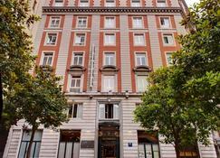埃尔南科尔特斯酒店 - 希洪 - 建筑