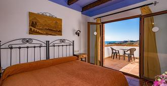 阿尔玛扎拉乡村酒店 - 内尔哈 - 睡房