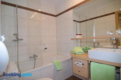 索那尔普酒店 - 蒂罗尔-基希贝格 - 浴室