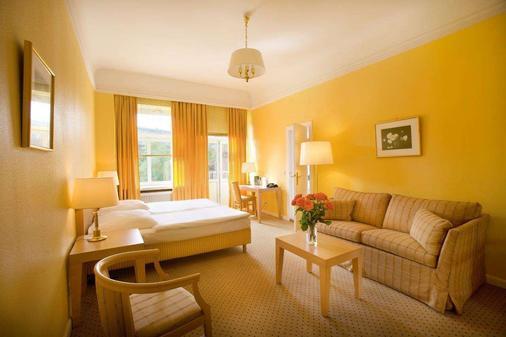 贝尔维尤拉廷阿尔斯特酒店 - 汉堡 - 睡房