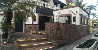 高特罗迈松酒店 - 圣多明各 - 建筑