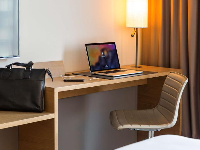 欧洲巴塞尔铂尔曼酒店 - 巴塞尔 - 商务中心