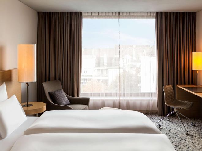 欧洲巴塞尔铂尔曼酒店 - 巴塞尔 - 浴室