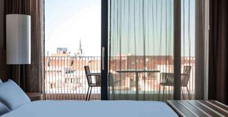 欧洲巴塞尔铂尔曼酒店 - 巴塞尔 - 睡房