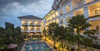 日惹普拉维塔玛艺术酒店 - 日惹 - 建筑