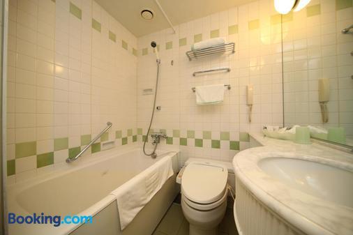 代廣日航北國大飯店 - 带广市 - 浴室