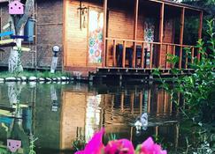 奥坦蒂克塔斯艾威酒店 - 达拉曼 - 户外景观