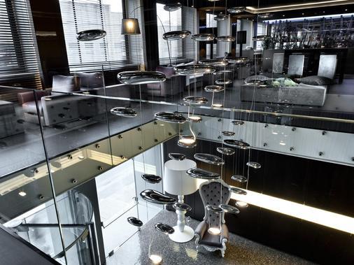 C-安巴夏特利酒店 - 佛罗伦萨 - 酒吧