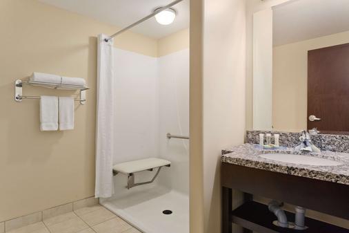 萨斯卡通近市中心速8酒店 - 萨斯卡通 - 浴室