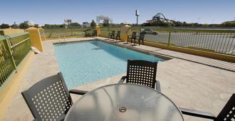 圣安东尼奥美利坚最优价值旅馆 - AT&T中心/萨姆休斯敦堡 - 圣安东尼奥 - 游泳池