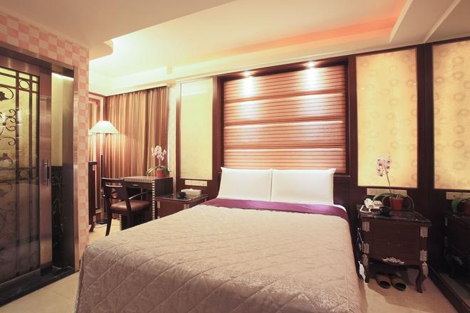 最爱精品旅馆 - 台北 - 睡房