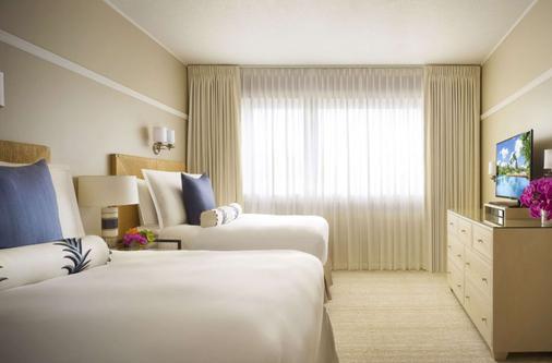 蒙太奇卡帕鲁亚湾酒店 - 拉海纳 - 睡房