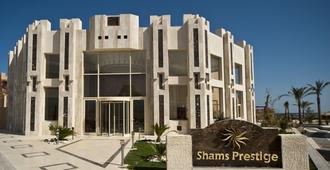 沙姆斯声望阿布索玛渡假村 - 萨法加 - 建筑