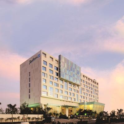 浦那卡拉迪丽笙酒店 - 浦那 - 建筑