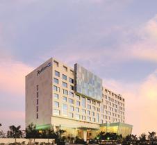 浦那卡拉迪丽笙酒店