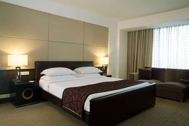 浦那卡拉迪丽笙酒店 - 浦那 - 睡房