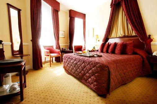 花朵农庄酒店 - 伦敦 - 睡房