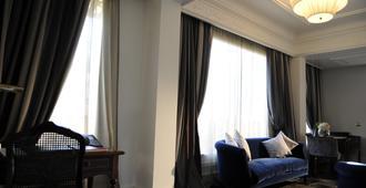 羅馬雄偉飯店 - 罗马 - 客厅