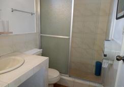 塔苏马尔酒店 - 圣萨尔瓦多 - 浴室
