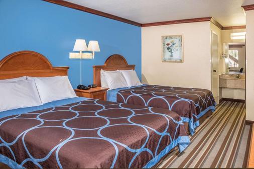 圣马科斯速8酒店 - 圣马科斯 - 睡房