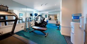都柏林葛雷斯罕里乌广场酒店 - 都柏林 - 健身房