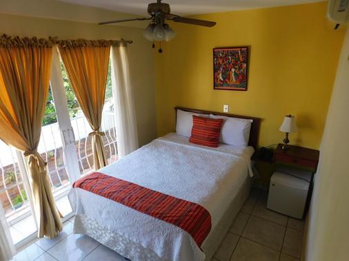 圣何塞旅馆 - 圣萨尔瓦多 - 睡房