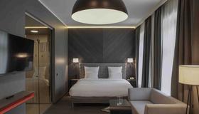 鉑爾曼里加古城飯店 - 里加 - 睡房