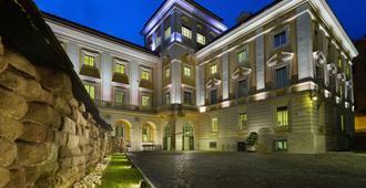 蒙泰马丁尼宫廷酒店 - 罗马 - 建筑