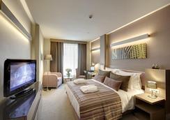 莱文特先锋酒店- 精品级 - 伊斯坦布尔 - 睡房
