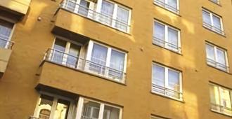 欧洲酒店 - 奥斯坦德 - 建筑