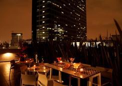 世贸中心旁伊萨亚精品酒店 - 墨西哥城 - 餐馆