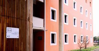 未来世界动感乐园旅居酒店 - 普瓦捷 - 建筑