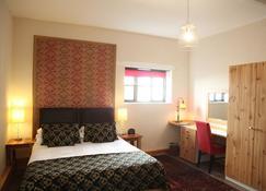 诺福克格林班克斯酒店 - 金斯林 - 睡房