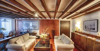 威尼斯圣嘉克姆家庭旅馆 - 威尼斯 - 客厅