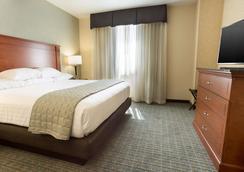 德鲁里大急流城套房酒店 - 大急流城 - 睡房