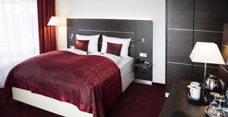 日恩盖特恩酒店 - 杜伊斯堡 - 睡房
