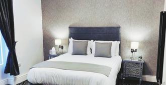 意外之喜别墅酒店 - 伦敦德里 - 睡房