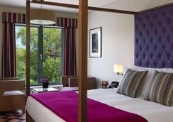 费兹威廉酒店 - 都柏林 - 睡房