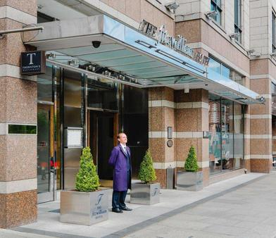 费兹威廉酒店 - 都柏林 - 建筑
