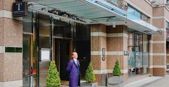 法斯特费兹威廉酒店 - 都柏林 - 建筑