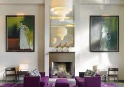 费兹威廉酒店 - 都柏林 - 休息厅