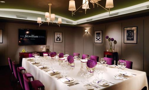费兹威廉酒店 - 都柏林 - 宴会厅