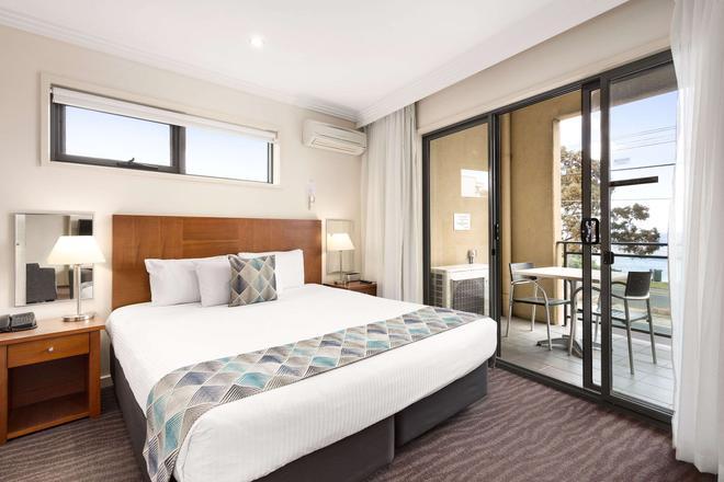 碧沙吉朗品质酒店 - 吉朗 - 睡房