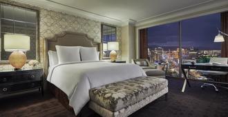 拉斯维加斯四季酒店 - 拉斯维加斯 - 睡房