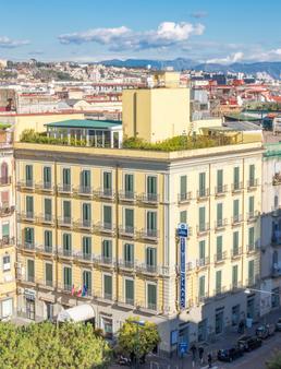 贝斯特韦斯特广场酒店那不勒斯 - 那不勒斯 - 建筑