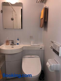 东京哈托娅酒店 - 东京 - 浴室